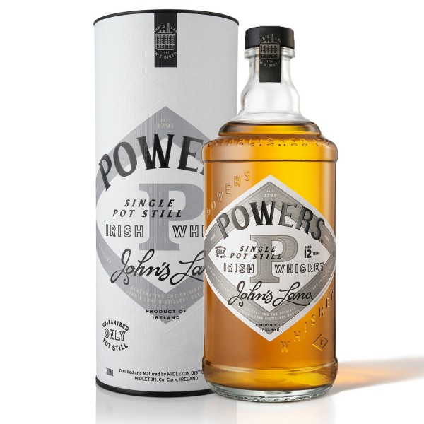 Powers John's Lane 12 Jahre Single Pot Still Whisky