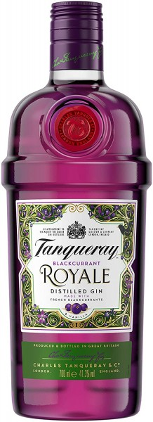 Tanqueray Royale Blackcurrant 0,70l