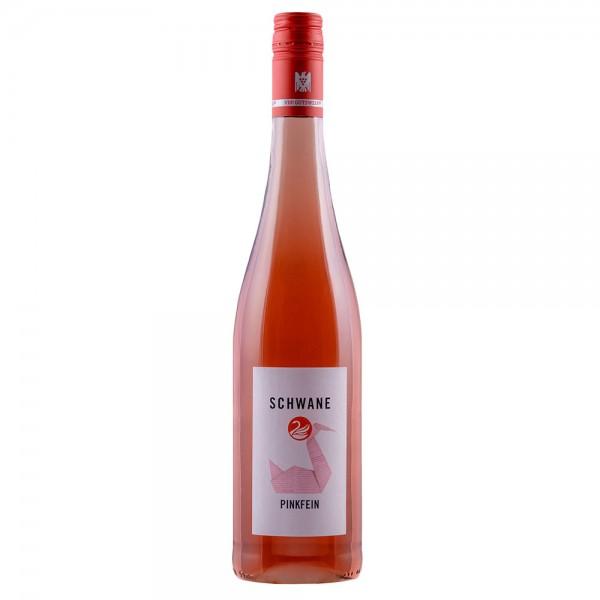 Schwane Pinkfein Fünf Freunde 2019 Rotling Gutswein 075l