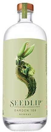 Seedlip Garden 108 alkoholfrei 0,70l Flasche