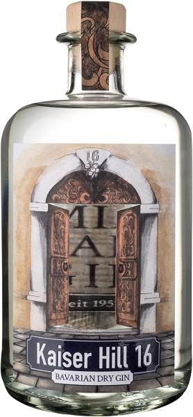 Kaiser Hill 16 - Bavarian Dry Gin