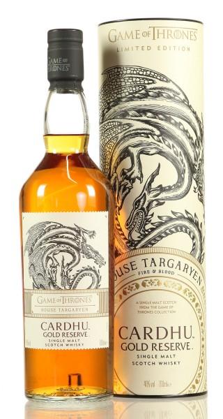 Cardhu House Targaryen Whisky