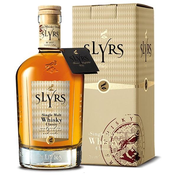Slyrs Classic Bavarian Single Malt Whisky