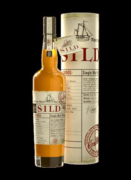 Sild Crannog 2020 Single Malt Whisky 0,70l