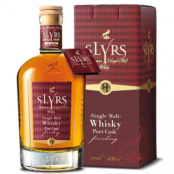 Slyrs Port Cask Finish Single Malt Whisky 0,70l