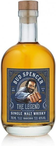 Bud Spencer - The Legend -rauchig-