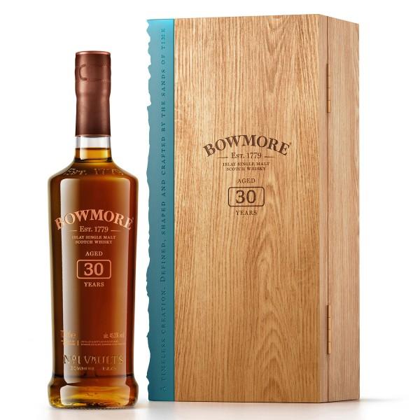 Bowmore 30 Jahre 0,70l