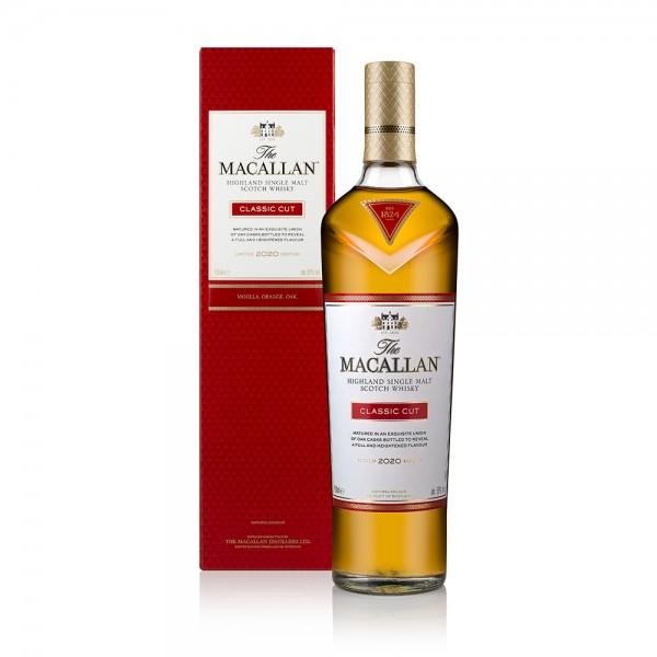 Macallan Classic Cut Edition 2020