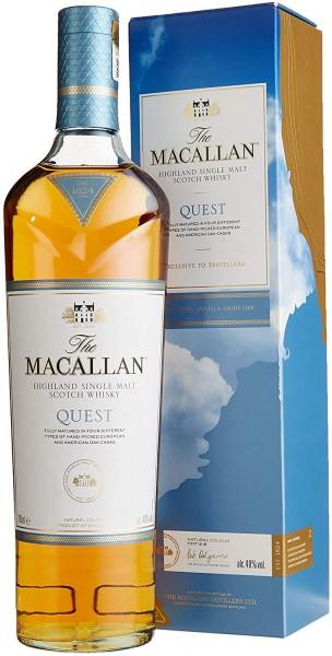 Macallan QUEST Single Malt Scotch Whisky 0,70l