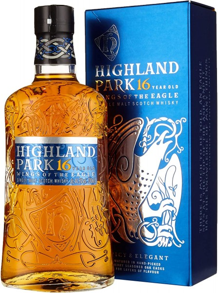Highland Park Wings of the Eagle 16 Jahre
