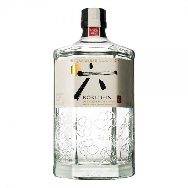 Roku Gin Japan 0,70l