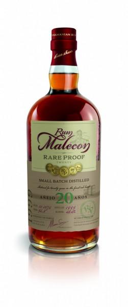 Rum Malecon Rare Proof 20 YO