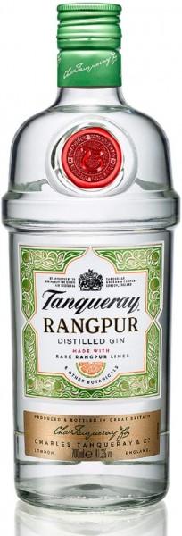 Tanqueray Rangpur Lime Distilled Gin 0,70