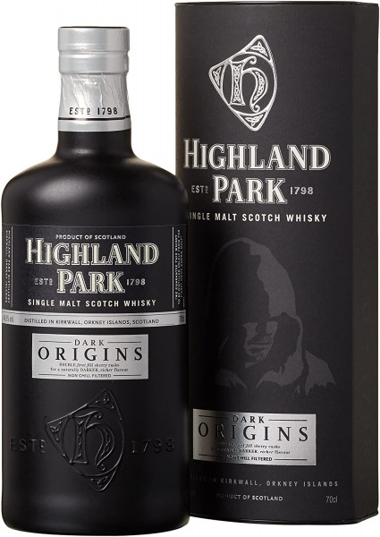 Highland Park Dark Origins 0,70l