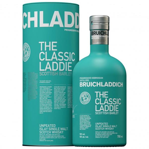Bruichladdich The Classic Laddie Scottish Barley 0,70l