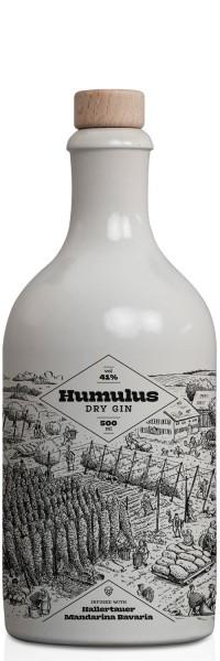 Humulus Hallertau Dry Gin 0,50l 41% Vol.