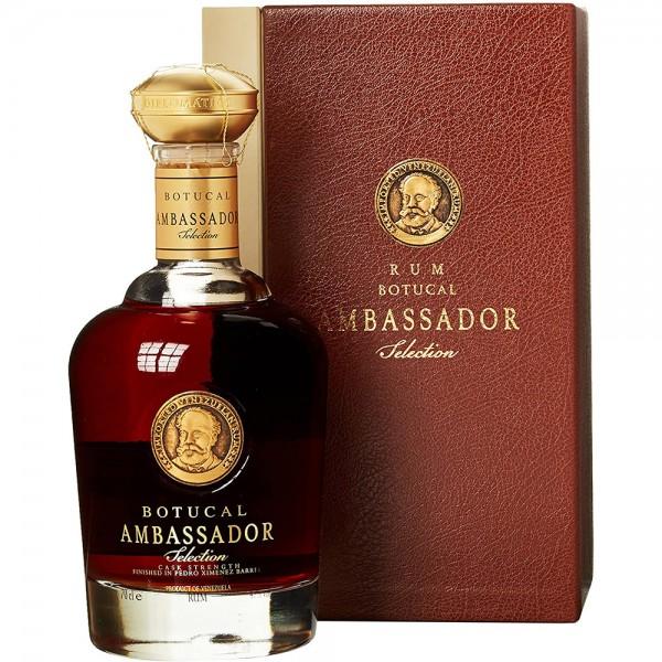 Botucal Rum Ambassador 0,70 Ltr. Flasche, 47% Vol.