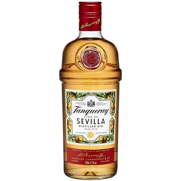 Tanqueray Flor de Sevilla 0,7l 41,3% Vol.