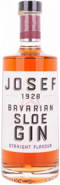 Josef Sloe Gin Straight Flavour
